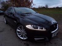 2012 Jaguar XF 3.0d V6 S Portfolio 4dr Auto Parking Pack! DAB! Keyless! 4 do...