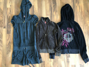 Juicy Couture Bundle of 3 , xs, s