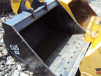"""CWS 60"""" Heavy Duty Cleanup Bucket"""