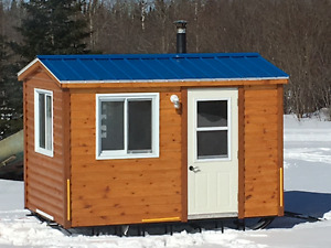 Ice Hut 7x11 Reduced!!!