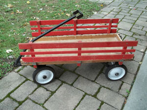 Wagon- wooden Kitchener / Waterloo Kitchener Area image 1