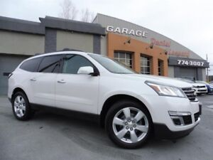 Chevrolet Traverse AWD 1LT, 7 PLACES BUCKET SEAT, CAM RECUL MAG