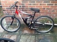 Apollo fs.26 mountain bike