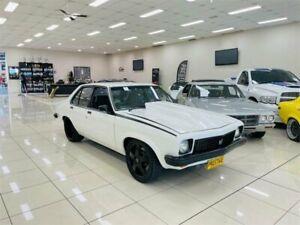 1977 Holden Torana LX SL White 3 Speed Automatic Sedan Carss Park Kogarah Area Preview