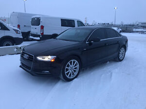2015 Audi A4 Progressive - Take over my payments!