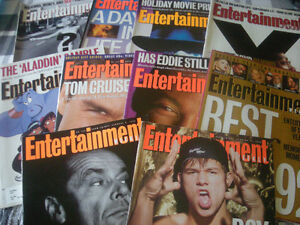 Entertainment Weekly 1992-1993