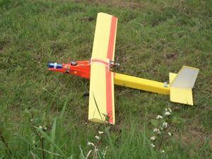 RC Triner plane