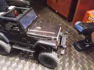 Axial SCX 10 rtr