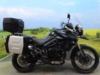 Triumph Tiger 800 XC ABS **Full luggage and in very clean condition!**