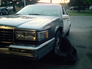 1993 Cadillac Drivers side fender
