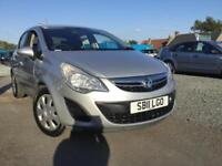 Vauxhall Corsa 1.2L EXCLUSIV ***3 MONTHS WARRANTY ***FINANCE AVAILABLE