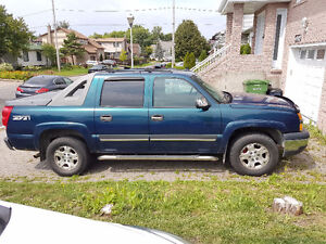 2006 Chevrolet Avalanche Z71 - ANDROID!