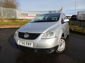 2010 Volkswagen Fox 1.4 (75ps) Urban - One Owner - KMT Cars