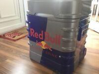 Red bull cool box