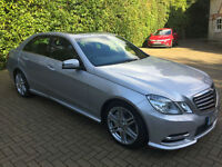 Mercedes-Benz E350 3.0TD ( 264bhp ) BlueEFFICIENCY ( s/s ) 7G-Tronic Plus CDI