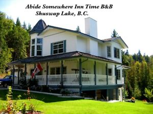 Abide Somewhere Inn Time B&B