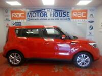 2016 Kia Soul CONNECT(ONLY 37478 MILES)(REVERSING CAMERA) FREE MOTS AS LONG AS Y
