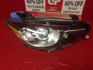 Mazda CX5 2014 Right Side Headlight OEM $300