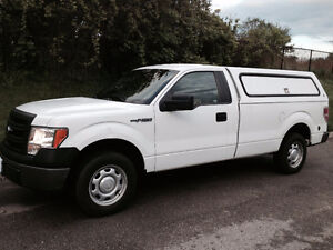 2014 Ford F-150 XL Pickup Truck sold by owner