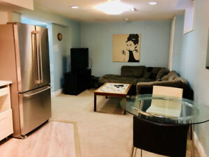 Fully Funished Rental 1 bedroom- 1 Bathroom, $1,750 Richmond H.