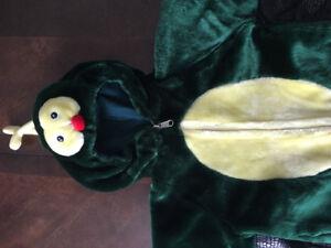 Halloween Butterfly costume - warm!