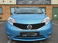 Nissan Note 1.5dCi ( 90ps ) ( Safety Pack ) 2015MY Acenta Premium