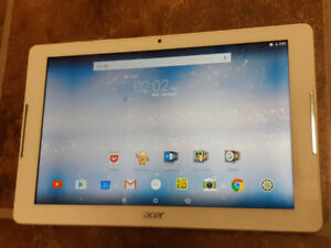 ACER ICONIA ONE 10.1 LIKE NEW 10/10