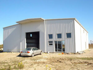 Steel Buildings- Extended Labor Day Sale