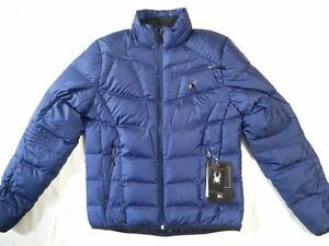 spyder winter down jacket size small brand new