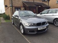 BMW 120D 1 Series M Sport Manual Very Good Condition (STOP/START)
