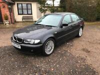 2002 BMW 318 2.0 i SE *110,000 miles only FSH*