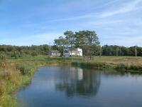 Farm in Kent County New Brunswick - 500 acres