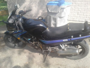 1994, ninja 250 fair condition. **TRADE** possibly can add cash