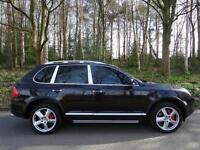 2004 04 Porsche Cayenne 4.5 Tiptronic S auto Turbo..HIGH SPEC!! GAS CONVERSION