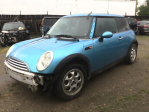 2005 Mini Cooper - Project (Active)
