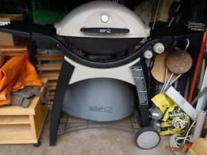 Weber Q 300 Gas Barbecure