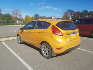 Ford fiesta 2011 SES