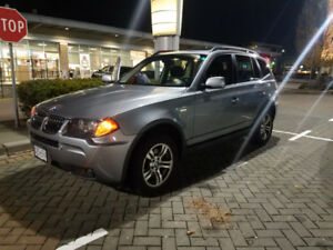 !!**LOOK**!! 2006 Bmw X3. LOW Kms. Great Condition
