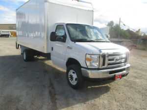 2012 FORD E-450 CUBE **COMME NEUF**FINANCE!**