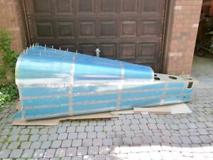 FOR SALE IS A 2005 VAN'S AIRCRAFT MODEL RV-10 TAIL CONE KIT 85%