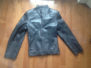 Beautiful Leather Jacket - Perfect Condition