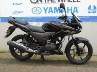 2013 HONDA CBF 125 BLACK , *** LOW MILES ***