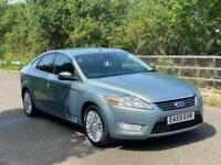 2009 Ford Mondeo 2.0 TDCi Ghia 5dr [140] Auto Hatchback Diesel Automatic