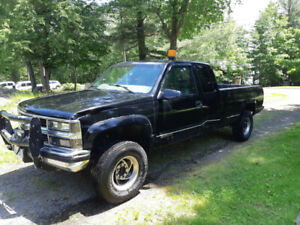 1997 chevy 2500 4x4 454 gas