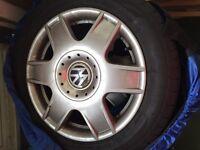 VW Brora Sport alloys x4