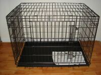 "Brand New Dog Cage Crate Kennel 24"" and 36"" available"