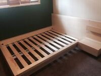 80$ double bed frame !!!