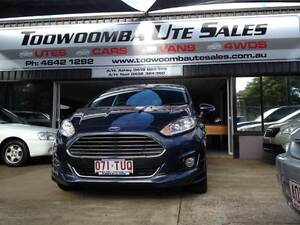 2014 Ford Fiesta Hatchback North Toowoomba Toowoomba City Preview