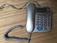 Corded Phone (Binatone Lyris 710)
