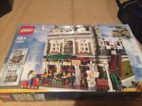 Lego cafe set